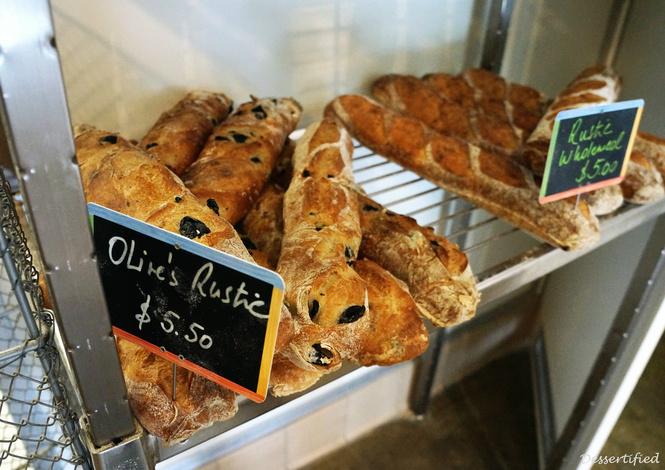 fresh bread victoire rozelle