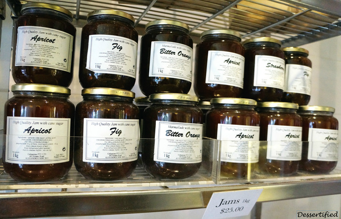 awesome jams sold at victoire bakery rozelle