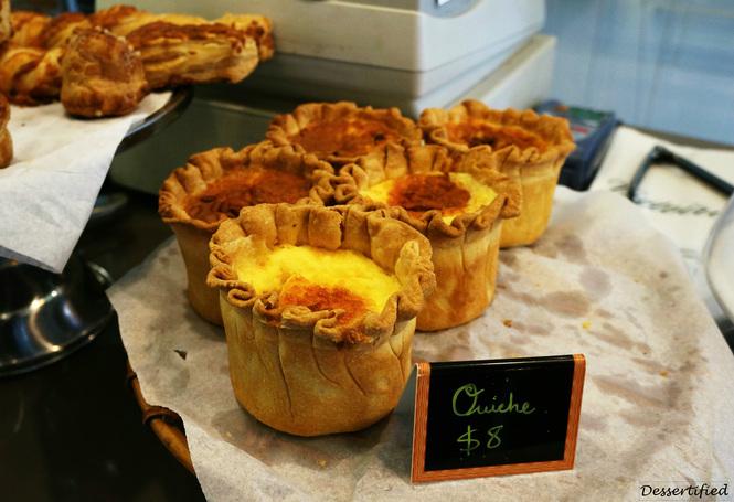 quiches victoire bakery rozelle
